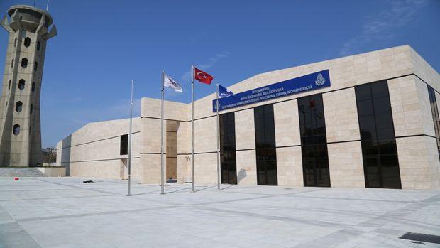 İstanbul Üniversitesi Avcılar Spor Kompleksi Açıldı
