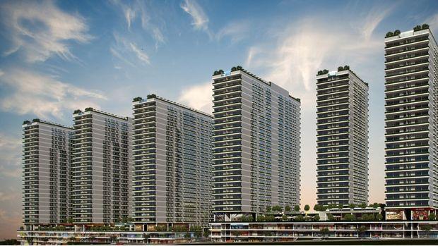 Mina Towers Fikirtepe'de Yükseliyor