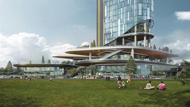 Artaş Avrupa Office Ataşehir'i Dubai'de Görücüye Çıkardı
