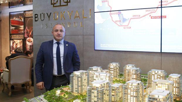 Büyükyalı İstanbul Projesi Dubai Cityscape'te