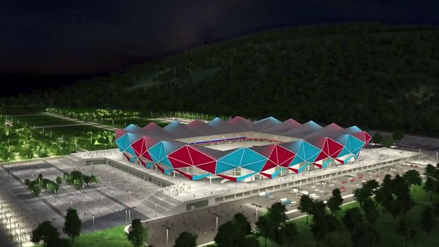 Akyazı Stadı Ekim'de Açılıyor