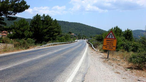 Çanakkale-İzmir Karayoluna Tünel Geliyor
