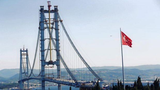 Osmangazi Köprüsü Yalovada Sanayiye Doping Oldu