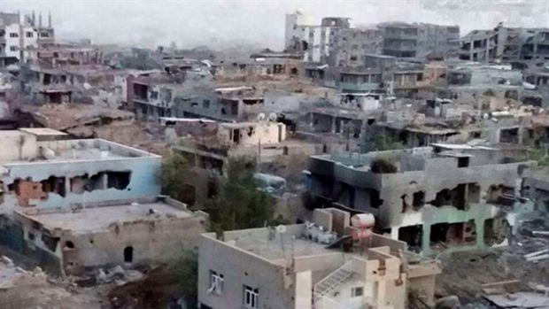 Mardin Nusaybin Kentsel Dönüşüm Alanı ilan Edildi