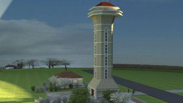 3.Havalimanı İçin Yıkılan Yangın Kulesinin Yenisi Geliyor