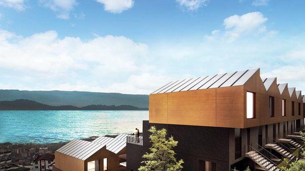 İnnovia Terrace İzmit Projesinde 100 Ay 0 Faizle