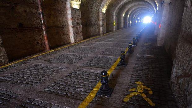 Beylerbeyi Sarayı Tüneli 19 Eylül'de Açılıyor