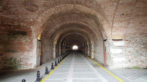 Beylerbeyi Tüneli Açıldı