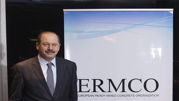 Avrupa Hazır Beton Birliği'nin Yeni Başkanı Yavuz Işık Oldu