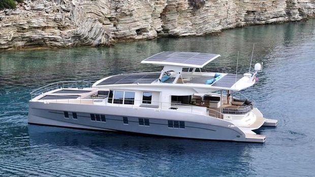 Bu Teknenin Bir Kuruş Bile Yakıt Masrafı Yok