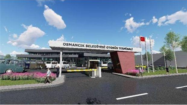 Osmancık Otobüs Terminali İhalesini Dörtçelik Kazandı
