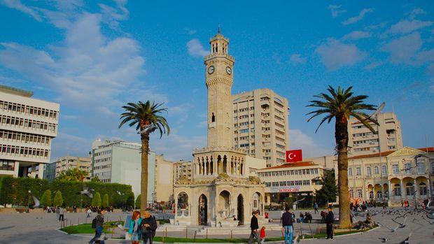 İzmir Saat Kulesi Restore Edilecek