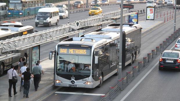 Metrobüs Altına Metro Geliyor
