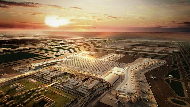 Avrupa'nın En Büyük Otoparkı 3.Havalimanı'na