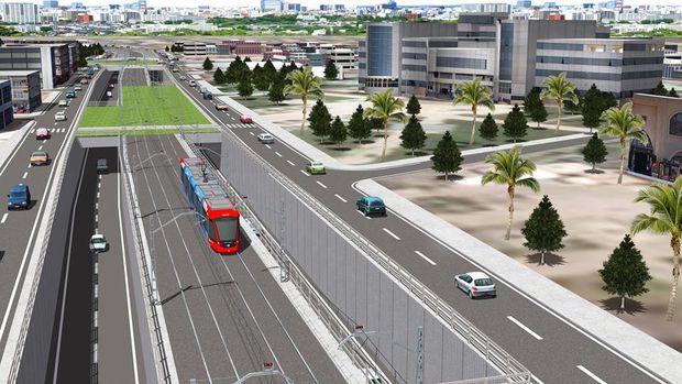 Düden Tünel Geçişli Kavşak Projesi Antalya Trafiğine Çözüm Olacak