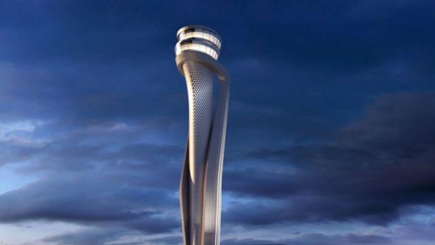 İstanbul Yeni Havalimanı'na Büyük Ödül