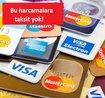 Kredi Kartına Taksit Artışı Yürürlükte