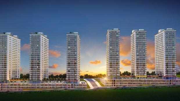 Mina Towers Haftaya Ön Satışta