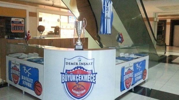 Demir İnşaat Büyükçekmece Basket Store Kapılarını Açtı