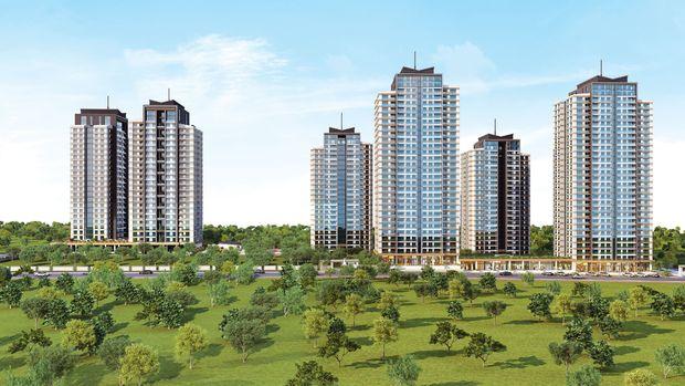 Eval Park Bahçeşehir'de 250 Bin TL'ye