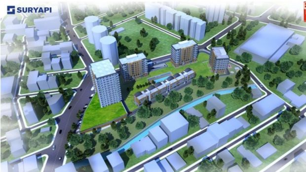 Sur Yapı'dan Ümraniye Esenşehir'de Yeni Proje