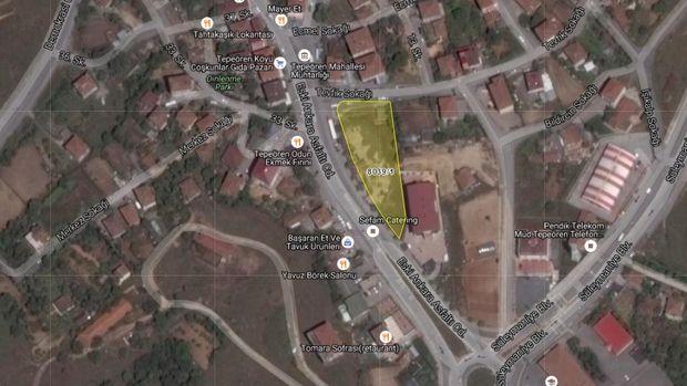 Tuzla Belediyesi Başkanlığı'ndan Satılık Arsa