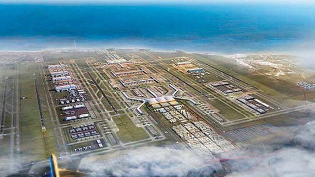 3.Havalimanı'nın Enerjisi Aksa'dan