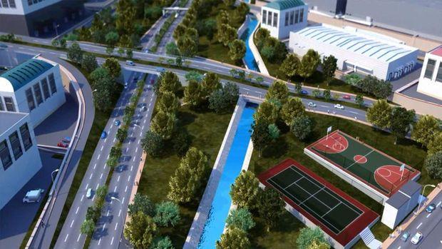 Arnavutköy Delikkaya Sanayi Bölgesi Açıldı