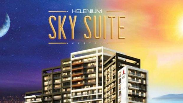 Helenium Sky Suite Fiyatları 239 Bin TL'den Başlıyor