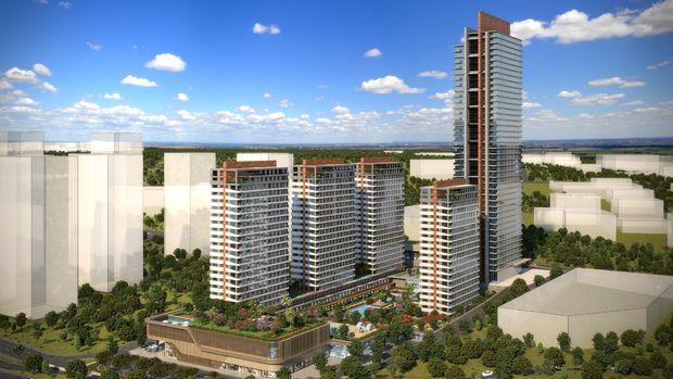 Babacan Premium 2.Etap Premium Tower Kule Satışta