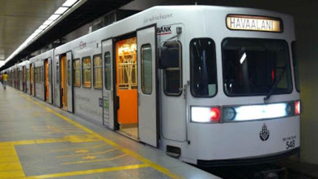Beyazıt-3.Havalimanı Arasına Metro Geliyor