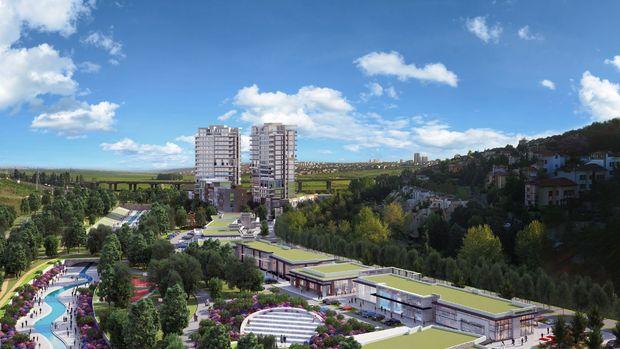 Bahçeşehir Park Dükkanları Satışta