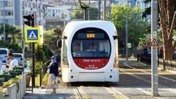 Samsun Tekkeköy Tramvay Hattı Test Sürüşünde