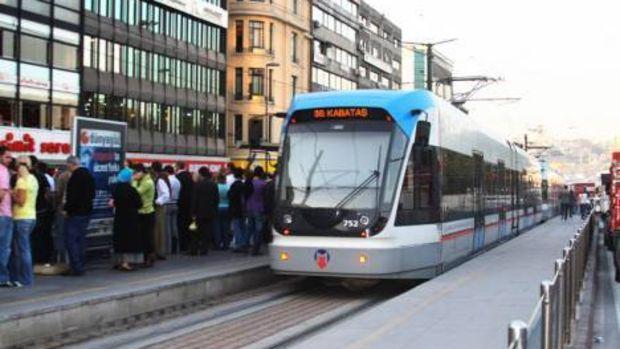 Kabataş Bağcılar Tramvay Hattı Yeraltına Alınıyor