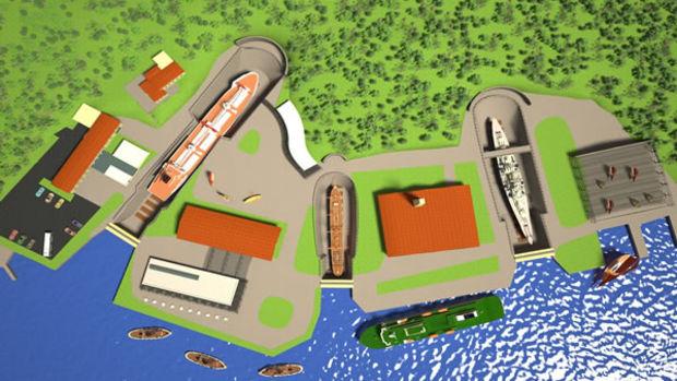 Haliçport Projesi Bakanlıktan Geçti