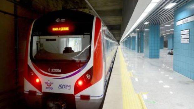 Kazlıçeşme Söğütlüçeşme Metro Hattı Geliyor