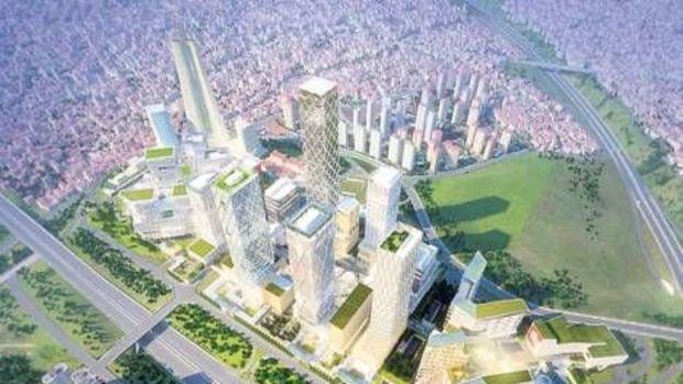 Finans Merkezinde 2 Milyar TLlik Yatırımın Temeli 14 Ekimde Atılıyor