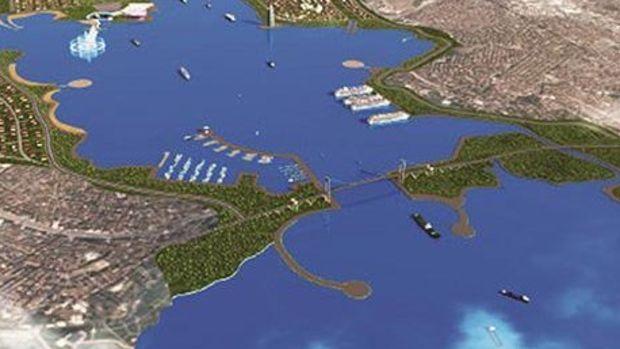 Kanal İstanbul İhaleye Çıkmaya Hazırlanıyor