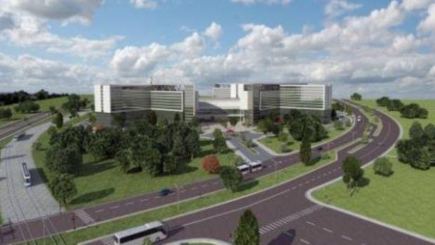 Eskişehir Şehir Hastanesi Finansmanını Buldu