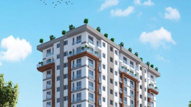 Erka Panorama Kağıthane Fiyatları 345 Bin TL'den Başlıyor