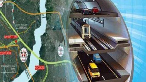 3 Katlı Büyük İstanbul Tüneli İhalesi İptal