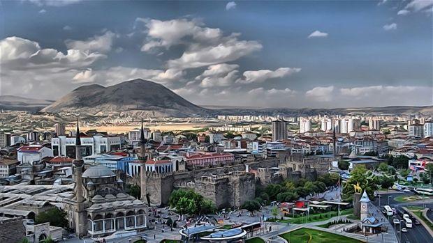 Kayseri'de Bu 8 Mahallede Kentsel Dönüşüm İlan Edildi