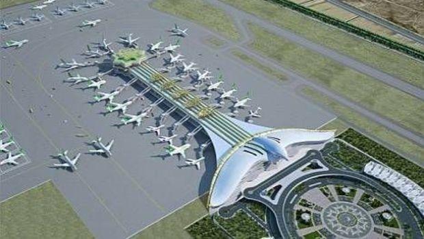 3.Havalimanı'ndan Çalışan Sayısı 20 Bini Buldu