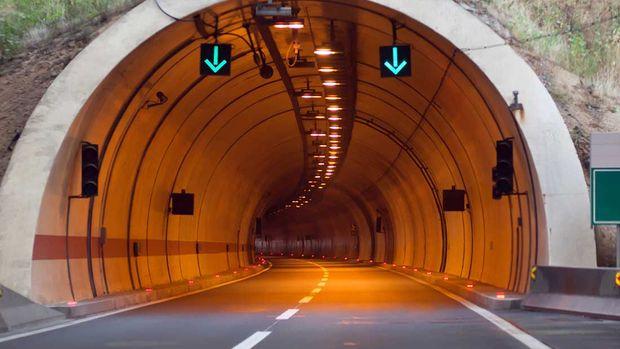 İstanbul'a 40 Kilometre Yeni Tünel