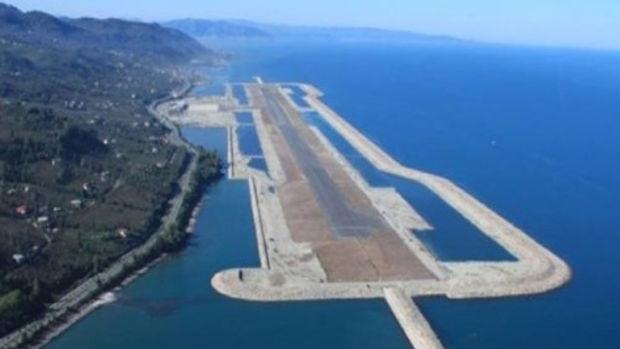 Rize Artvin Havalimanı İhale Süreci Başladı