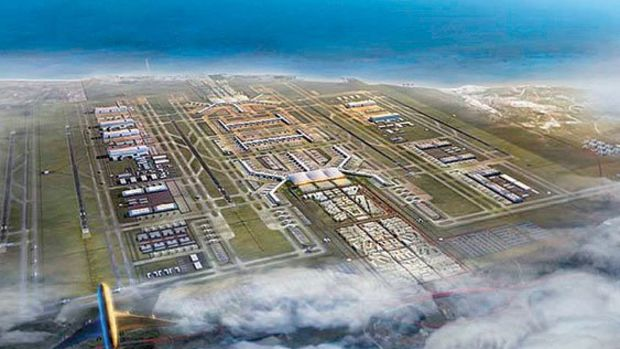 3.Havalimanı'nda Kiralama Süreci Başladı