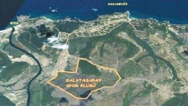 Galatasarayın Riva ve Florya Arazilerinin Kaderi Belli Oluyor