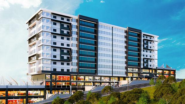 Metropark Concept Eryamanda 250 Bin TLye 2+1! Satışta!
