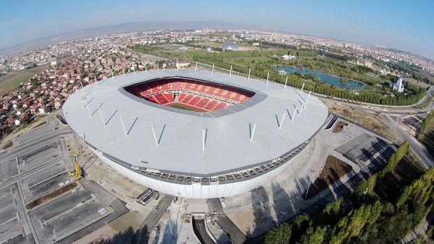 Eskişehir Yeni Stadına 30 Kasım'da Kavuşuyor