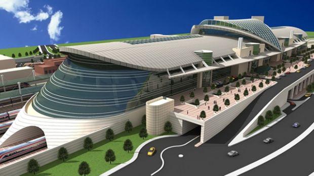 Ankara Yeni Garı 29 Ekim'de Açılıyor
